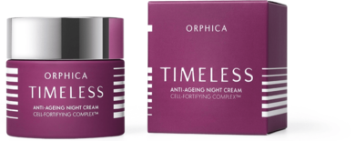 Anti-ageing night cream